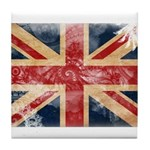 United Kingdom Flag Tile Coaster
