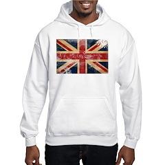 United Kingdom Flag Hoodie