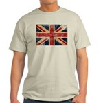United Kingdom Flag Light T-Shirt