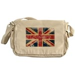 United Kingdom Flag Messenger Bag