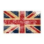 United Kingdom Flag 38.5 x 24.5 Wall Peel