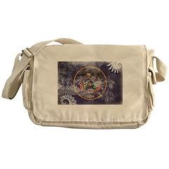 Utah Flag Messenger Bag