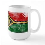 Vanuatu Flag Large Mug