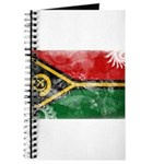 Vanuatu Flag Journal
