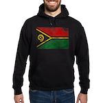 Vanuatu Flag Hoodie (dark)