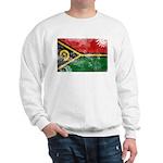 Vanuatu Flag Sweatshirt