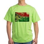 Vanuatu Flag Green T-Shirt
