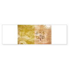 Vatican City Flag Bumper Sticker