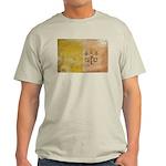 Vatican City Flag Light T-Shirt