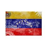 Venezuela Flag Rectangle Magnet (10 pack)