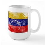 Venezuela Flag Large Mug