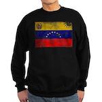 Venezuela Flag Sweatshirt (dark)