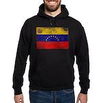Venezuela Flag Hoodie (dark)