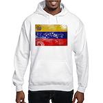 Venezuela Flag Hooded Sweatshirt