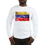 Venezuela Flag Long Sleeve T-Shirt