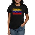 Venezuela Flag Women's Dark T-Shirt