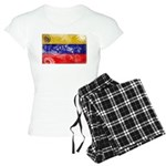 Venezuela Flag Women's Light Pajamas