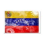 Venezuela Flag Car Magnet 20 x 12