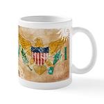 Virgin Islands Flag Mug