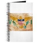 Virgin Islands Flag Journal