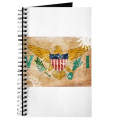Virgin Islands Flag Journal