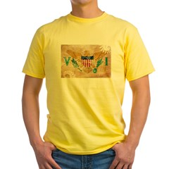 Virgin Islands Flag T