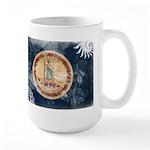Virginia Flag Large Mug