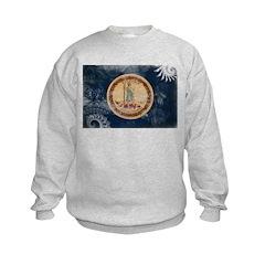 Virginia Flag Sweatshirt