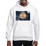 Virginia Flag Hooded Sweatshirt