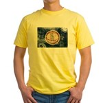 Virginia Flag Yellow T-Shirt