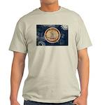 Virginia Flag Light T-Shirt