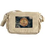 Virginia Flag Messenger Bag