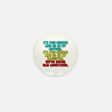 Pro-choice/mother/daughter - Mini Button (10 pack)