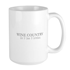 In Vino Veritas - In Wine there is truth Mug