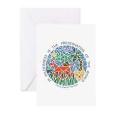 Unique Preserving Greeting Cards (Pk of 10)