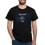 Wisconsin Flag Dark T-Shirt