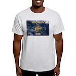 Wisconsin Flag Light T-Shirt