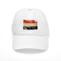 Yemen Flag Baseball Cap