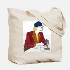 Arthur Miller / Hallie F. Davis HUAC Tote Bag