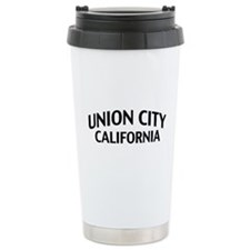 Union City California Travel Mug