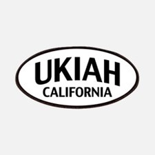 Ukiah California Patches