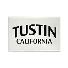 Tustin California Rectangle Magnet