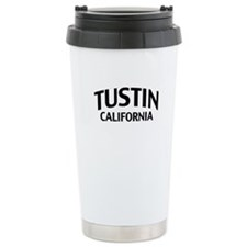 Tustin California Travel Mug
