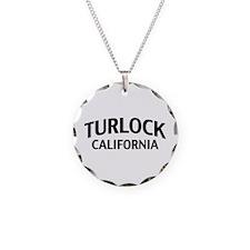 Turlock California Necklace