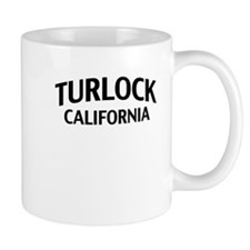 Turlock California Mug