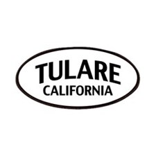 Tulare California Patches