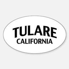 Tulare California Decal