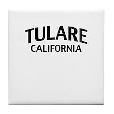 Tulare California Tile Coaster