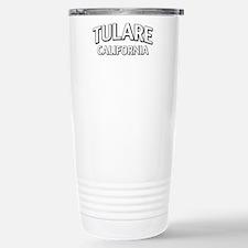 Tulare California Stainless Steel Travel Mug