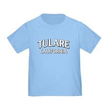 Tulare California T